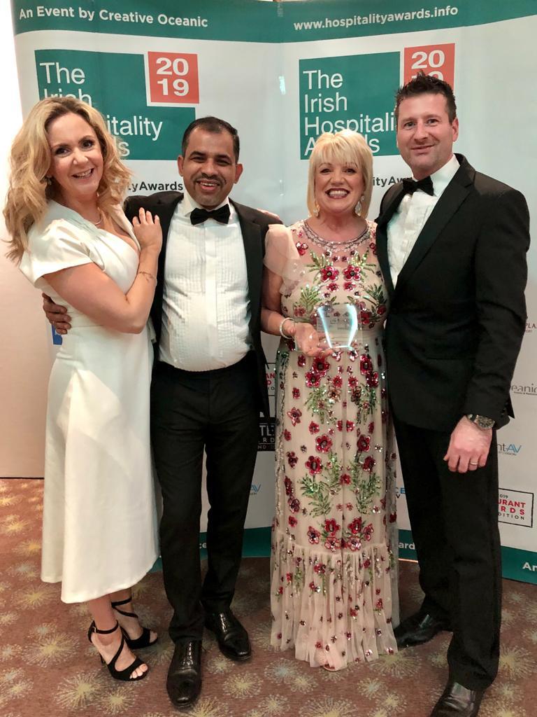 four-of-us-irish-hospitality-awards-2019
