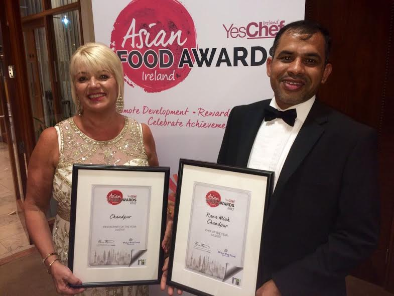 best-restaurant-best-chef-ulster-asian-food-awrds-2017